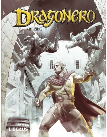 DRAGONERO 12 : Crne oštrice