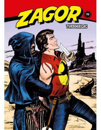 ZAGOR 75 : Tvrdokrilac