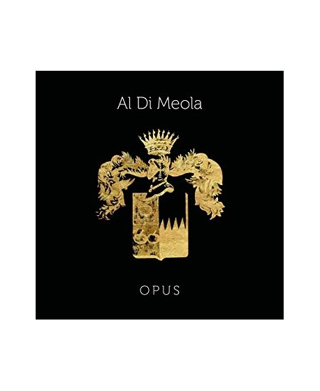 AL DI MEOLA: Opus
