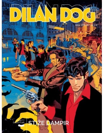 DILAN DOG 162 : Stiže...