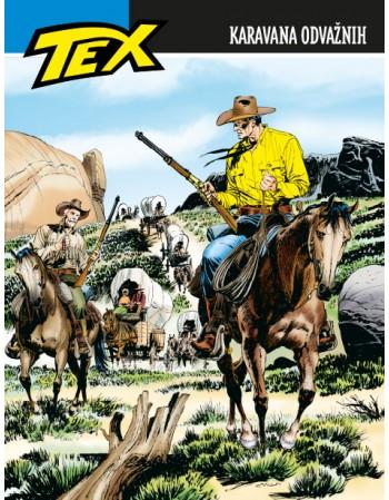 TEX 110 : Karavana odvažnih