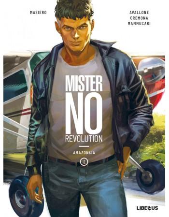 MISTER NO REVOLUTION 3 :...