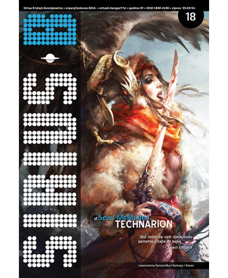 SIRIUS B 18 : Technarion