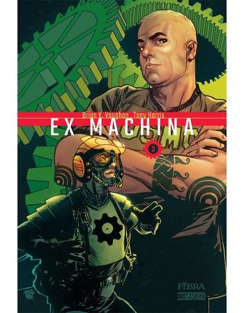 EX MACHINA 3 : Knjiga treća