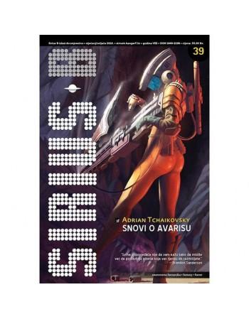 SIRIUS B 39 : Snovi o Avarisu