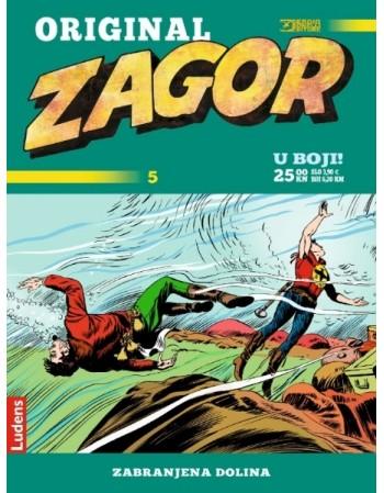 ZAGOR ORIGINAL 5 :...