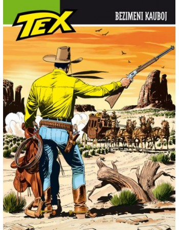 TEX 24: Bezimeni kauboj