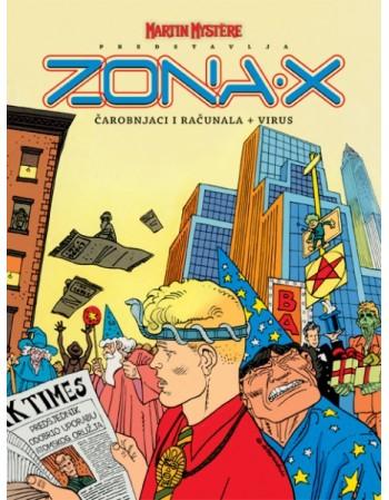 ZONA X 4 : Čarobnjaci i...
