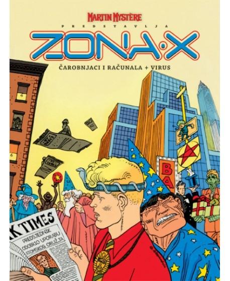 ZONA X 4 : Čarobnjaci i računala / Virus