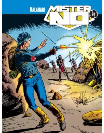 MISTER NO 78 : Kalahari