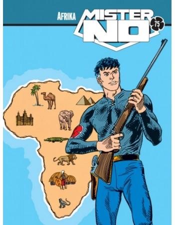 MISTER NO 75 : Afrika