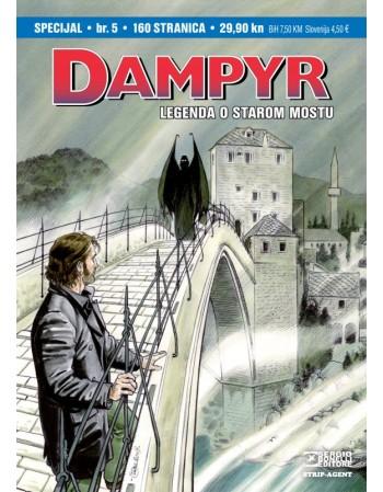DAMPYR SPECIJAL 5 : Legenda...
