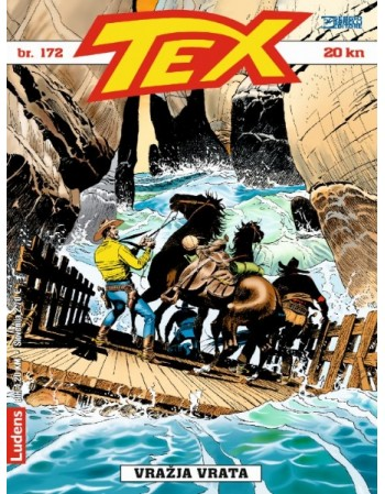TEX 172 : Vražja vrata