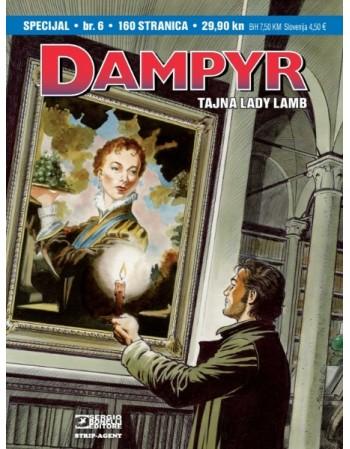 DAMPYR SPECIJAL 6 : Tajna...