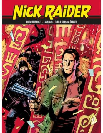 NICK RAIDER 34 : Duhovi...