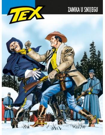 TEX 111 : Zamka u snijegu
