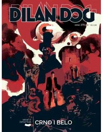 DILAN DOG 163: Crno i belo