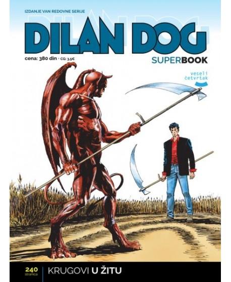DILAN DOG  SUPERBOOK 54: Krugovi u žitu