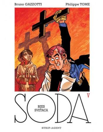 SODA KNJIGA 5: Bijes svetaca
