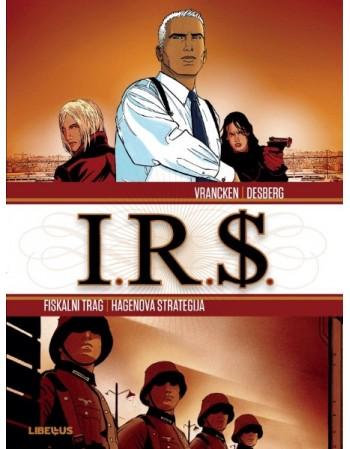 I.R.$. 1 : Fiskalni trag /...