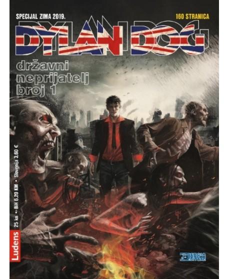 DYLAN DOG SPECIJAL 31: Državni neprijatelj broj 1.