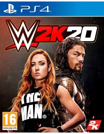W2K20 PS4