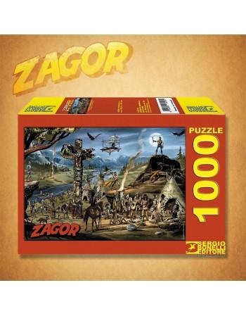 ZAGOR Puzzle
