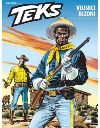 TEKS 69 : Vojnici Bizoni