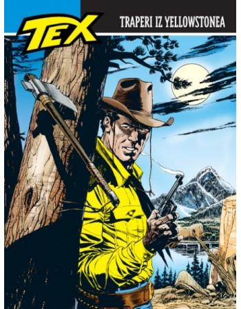 TEX 79 : Traperi iz...