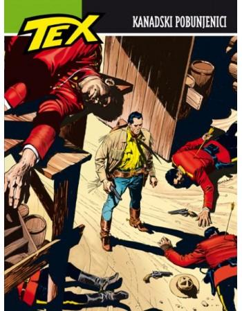 TEX 25 : Kanadski pobunjenici