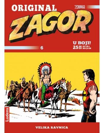 ZAGOR ORIGINAL 6 : Velika...