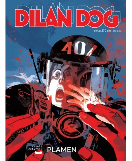 DILAN DOG 164 : Plamen