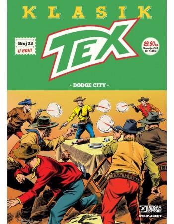 TEX KLASIK 23 : Dodge City