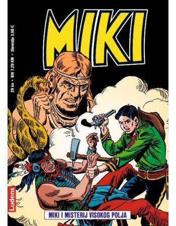 MIKI 50 : Miki i misterij...