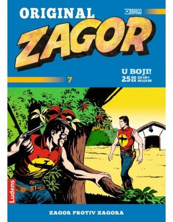 ZAGOR ORIGINAL 7 : Zagor...