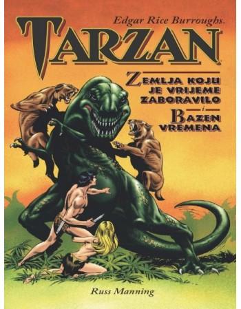 TARZAN : Zemlja koju je...