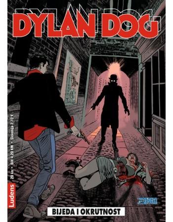 DYLAN DOG 181 : Bijeda i...
