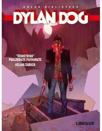DYLAN DOG KOLOR 28 :...