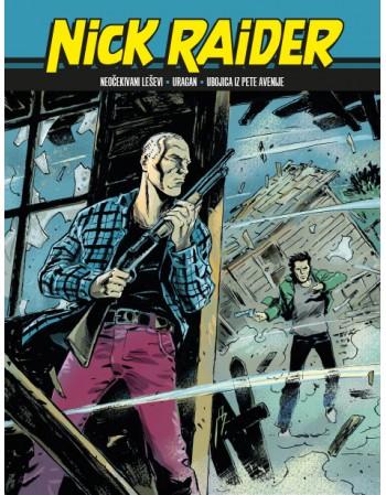 NICK RAIDER 35 :...