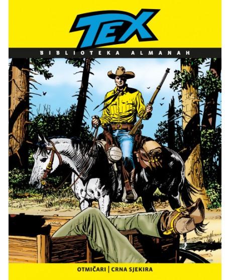 TEX ALMANAH 11 : Otmičari / Crna sjekira