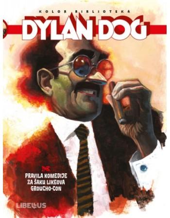 DYLAN DOG KOLOR 30 :...