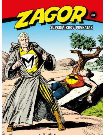ZAGOR 80 : Supermikeov...