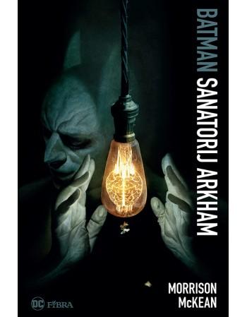 BATMAN 13 : Sanatorij Arkham