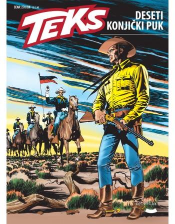 TEKS 70 : Deseti konjički puk