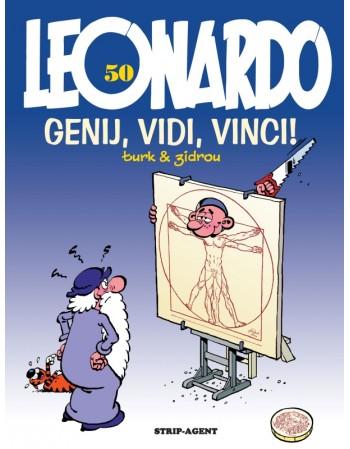 LEONARDO 50 : Genij, vidi,...