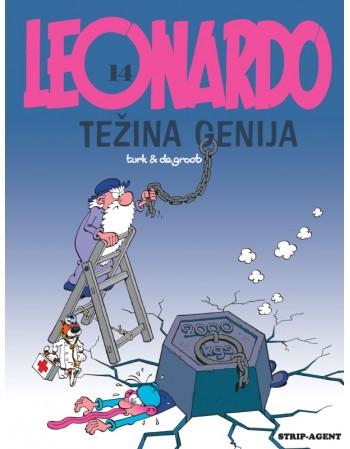 LEONARDO 14 : Težina genija