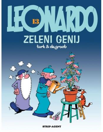 LEONARDO 13 : Zeleni genij