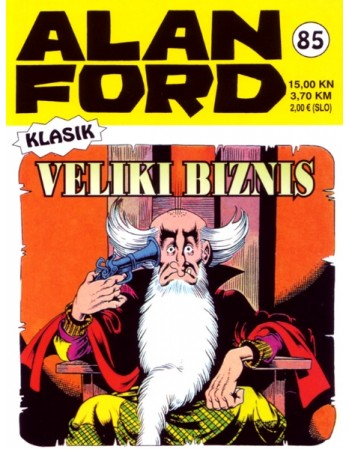 ALAN FORD KLASIK 85 HC :...