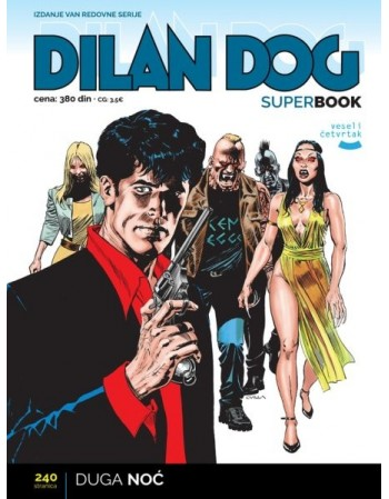 DILAN DOG SUPERBOOK 57 :...