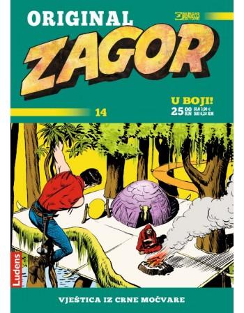 ZAGOR ORIGINAL 14 :...